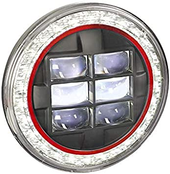 Multiple Manufacturers OE Replacement License Plate Light Assembly PORSCHE 911 2014-2016 Partslink VW2870109