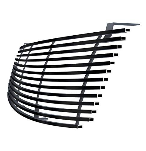 Off Roader Black Stainless Steel eGrille Billet Grille Grill for 2004-2006 Nissan Maxima Insert