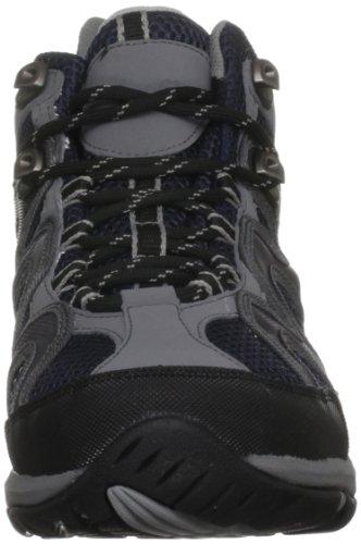 Hi-Tec Scarpe sportive, Uomo, Blu (Navy/Grey), 45 (11 uk)