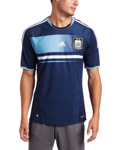 Argentina Navy Blue Away Jersey ()