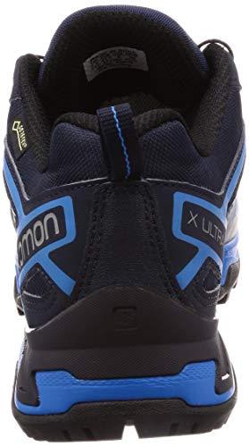 7 amp; Grün X Wanderhalbschuhe EU 3 Salomon 48 Trekking GTX Ultra Blue Herren xvanSwqY