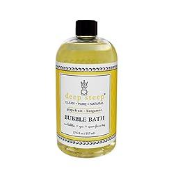 D/S Bubble Bath Grapefrui Size 17.5z D/S Bubble Bath Grapefruit Bergamont 17.5z