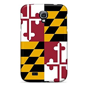 Slim Fit Tpu Protector Shock Absorbent Bumper Maryland Case For Galaxy S4