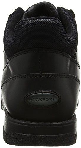 Rockport Men Treeline Hike Marangue Ankle Boots, Black (Black 3), 10 UK 44.5 EU