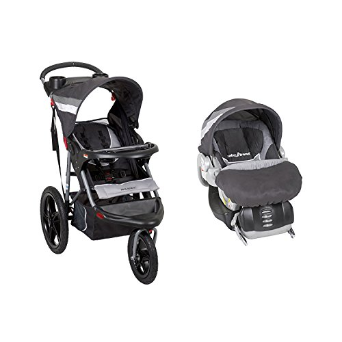 Baby Trend Range Jogging Stroller and Infant Car Seat Travel System, Liberty by Baby Trend
