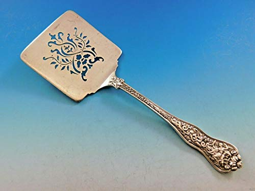 Olympian by Tiffany and Co. Sterling Silver Waffle Server Pierced 9