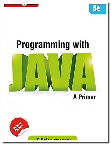 By books java balaguruswamy pdf programming