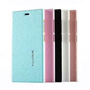KALAIDENG Iceland PU Leather Protective Case For Xiaomi MI3 --- Color:Light Gold