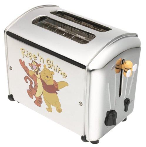 VillaWare V5555-14  Pooh n' Pals Toaster 2-Slice