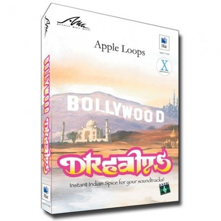 Amg Apple Loops - Bollywood Dreams - Apple Loops