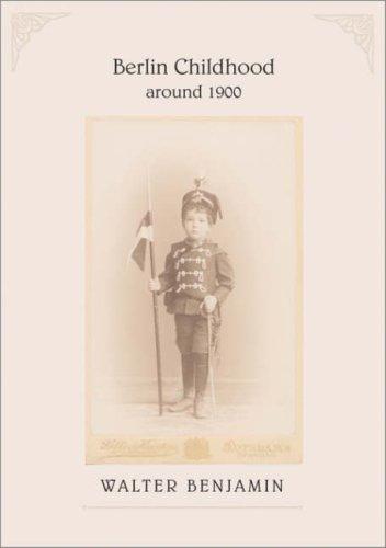 Berlin Childhood around 1900 pdf