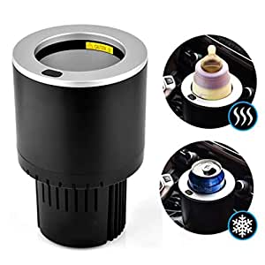 Refrigerador de coche Calentador de la taza del coche Calentador ...