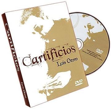 Cartificios by Luis Otero - DVD: Amazon.es: Juguetes y juegos