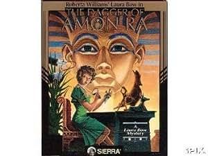 The Dagger of Amon-Ra: A Laura Bow Mystery