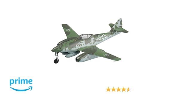 Flown by Galland KG44 Germany 1945 ... Messerschmitt Me262 Easy Model 1:72