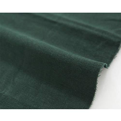 - Fine Wale Cotton Corduroy Yellow Camel, Emerald Green, Khaki, Teal Green Yard C82762 (Teal Green)