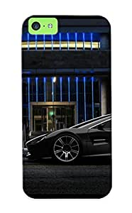 9da4ea985 Tough Iphone 5c Case Cover/ Case For Iphone 5c(2013 Aston Martin Dbc Concept Supercar He ) / New Year's Day's Gift