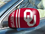 Fanmats University of Oklahoma Small Mirror Cover Size=5.5''x8'' NCAA-12014