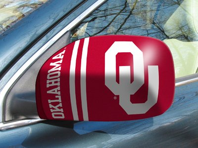 Fanmats University of Oklahoma Small Mirror Cover Size=5.5''x8'' NCAA-12014 by FANMAT