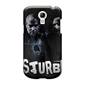Shock-Absorbing Hard Phone Cases For Samsung Galaxy S4 Mini (wTb6674ZdGs) Allow Personal Design HD Disturbed Pattern