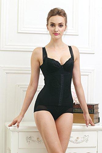 Dimagrante Reducer Shapewear Cincher Della Donne Alicecoco Vita Body Coscia Black2 4nf0nY