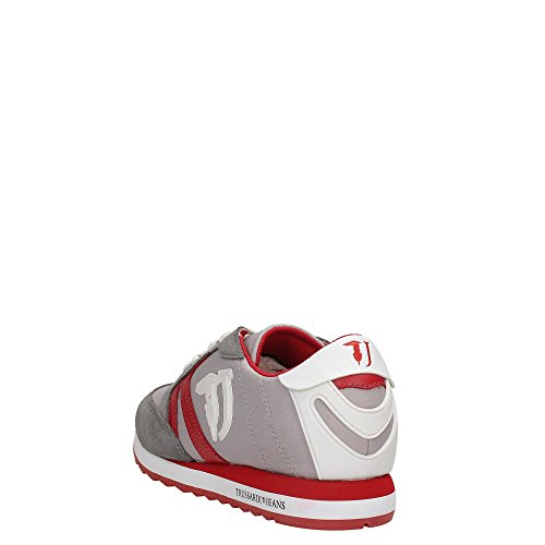 Trussardi Jeans 79S605 Sneakers Mujer Grey/Red