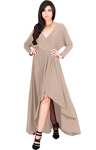 Koh Sleeves Cocktail Evening Dresses Review