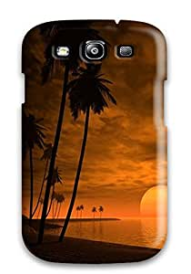 Galaxy S3 Well Designed Hard Case Cover Computer Protector