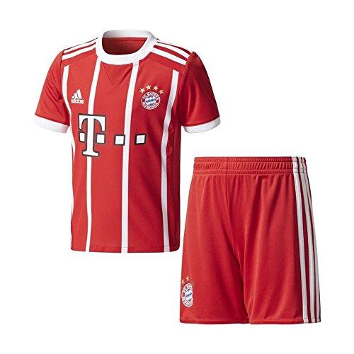 Adidas FC Bayern Munich Home Mini Kits [FCBTRU] – DiZiSports Store