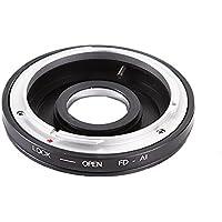 Fotga Lens Adapter for Canon FD/FC Lens to Nikon AI F Mount Camera