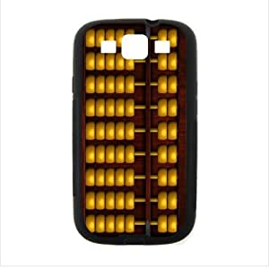 Best Seller Case - Classical Chinese Abacus Design Samsung Galaxy S3 I9300 TPU (Laser Technology) Case, Cell Phone Cover