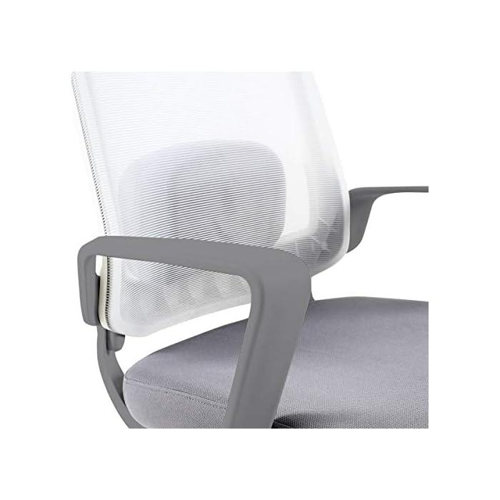 41K2WNi23 L Respaldo ergonómico y cojín incluido Pistón de gas que permite regular la altura del asiento Fácil y sencillo montaje