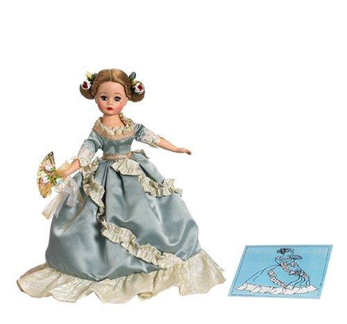 History Madame Alexander Dolls (Madame Alexander Jenny Lind, 10