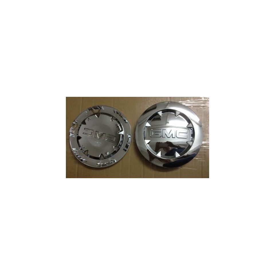 1 NEW 2007   2011 GMC SIERRA 1500 YUKON XL DENALI Chrome Center Cap 9596381 20