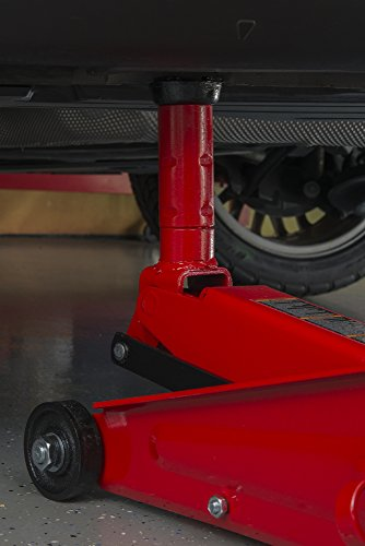 Torin Big Red Hydraulic Trolley Floor Jack Suv Extended
