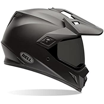 Bell MX-9 Adventure Off Road Motorcycle Helmet (Matte Black, X-Small) (Non-Current Graphic)
