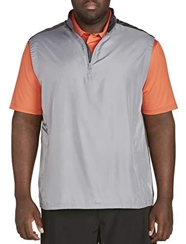 Adidas Big and Tall Club Wind Vest ()