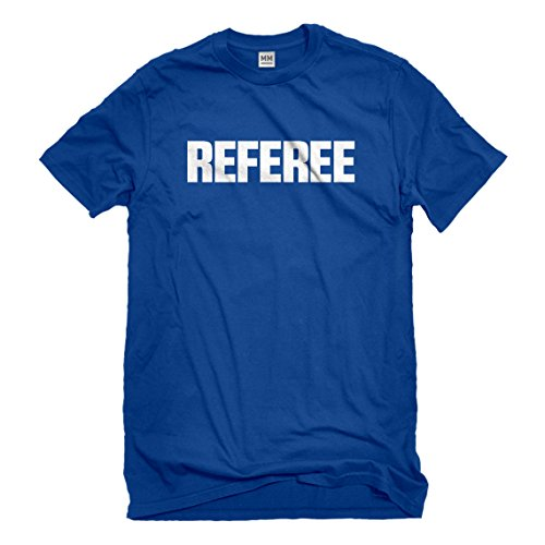 Mens Referee Large Royal Blue - 3269 Rb