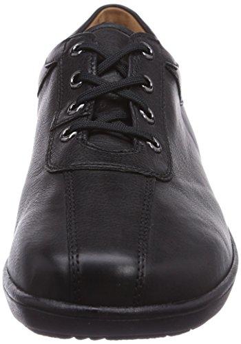 Cordones 100 Weite Ganter G Para Zapatos Mujer Schwarz Anke De w1WZzXq