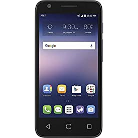 Alcatel OneTouch Ideal 4G LTE AT&T GSM Unlocked 4060A Android 5MP 8GB Smartphone – Black