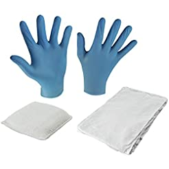 Staining Kit - 1 Pair Latex Glove - 1 St...