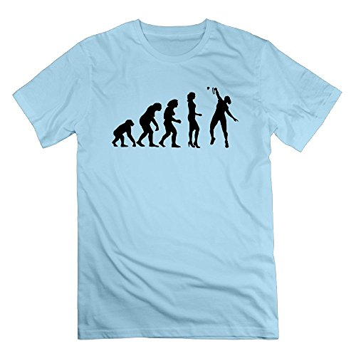 Artphoto Men's Evolution Badminton Spielerin C 1c T-Shirt