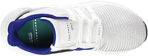Adidas Originals Mens Originals Eqt Support 9317 Trainers Us10 Wit