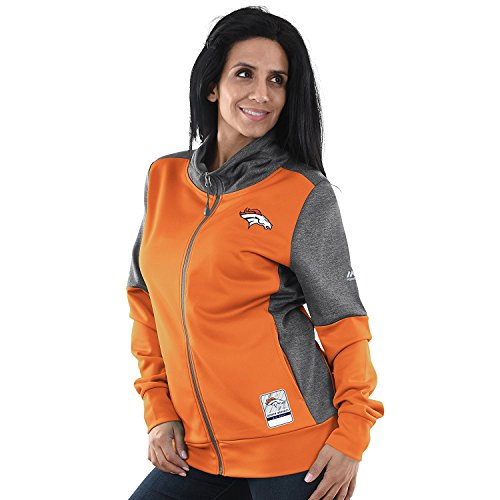 Denver Broncos Women's Majestic NFL