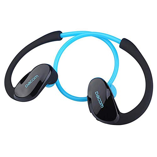 - ZFD Wireless Headphones Bluetooth, Bluetooth 4.1 Stereo NFC Features in-Ear Waterproof Sports Headphones with Mic for Cellphone Tablet,Blue