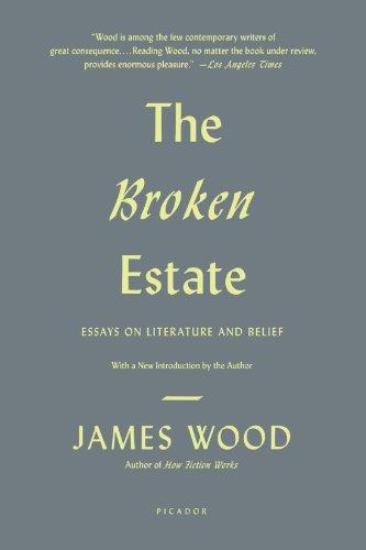 The Broken Estate: Essays on Literature and Belief