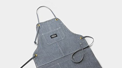DCS (71190) AA-HS Grill Apron, Hickory Strip by DCS