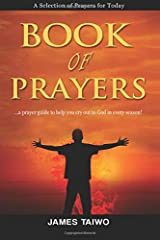 Book of Prayers: A Selection of Prayers for Today Paperback