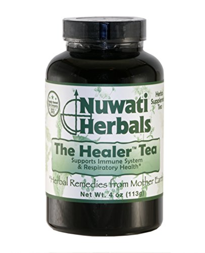 Nuwati Herbals The Healer Tea 4 oz.