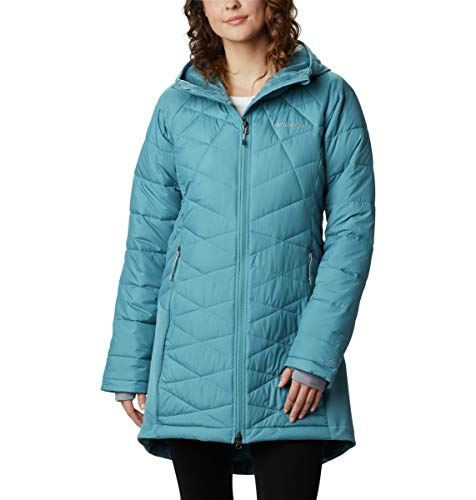 Columbia Womens Heavenly Long Hybrid Jacket